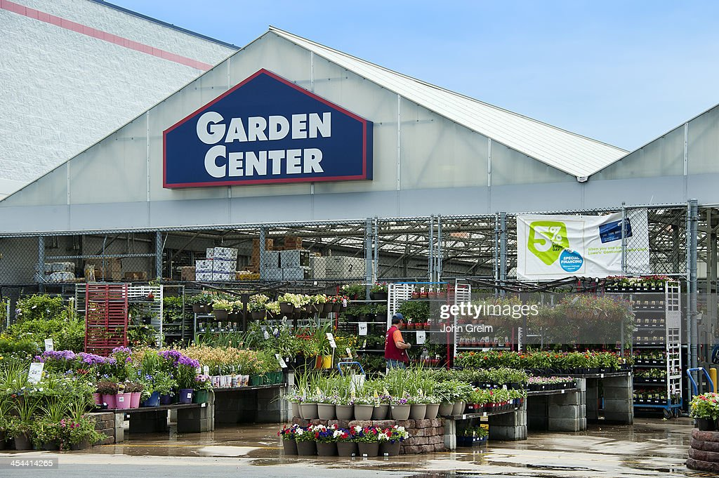 commercial garden center of lowes