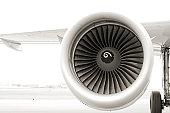 Kommerzielle Jet Engine