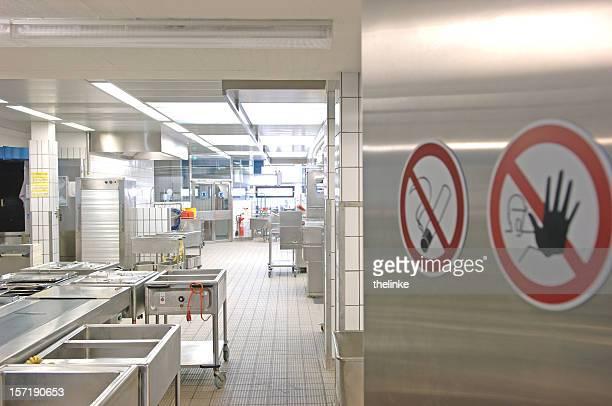 Cozinha Industrial entrada