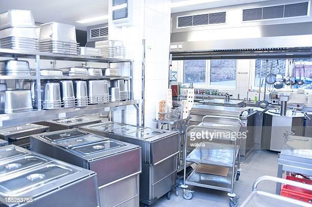 commercial kitchen – Großküche
