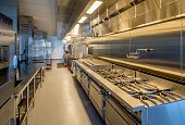Commercial kitchen, new, unused.