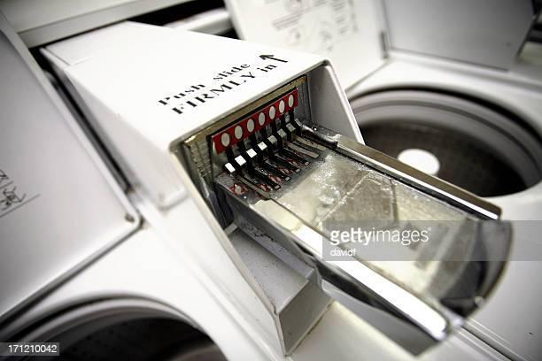 Commercial de blanchisserie