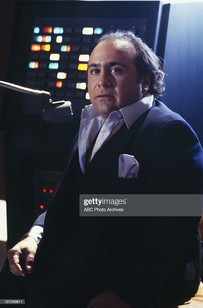 TAXI - Commercial Promo - Danny DeVito which aired on 1980. (Photo by ABC Photo Archives/ABC via Getty Images) DANNY
