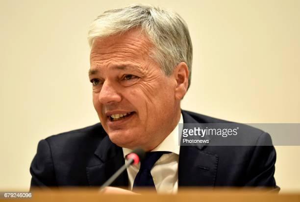 questions au Ministre Didier Reynders sur le vote belge favorable à l'entrée de l'Arabie Saoudite dans la Commission des Droitrs des Femmes de l'ONU...