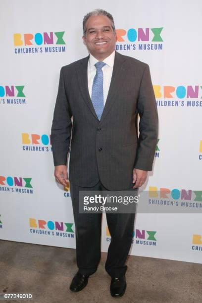 Commissioner Feniosky PenaMora attends the 2017 The Bronx Children's Museum Gala at Tribeca Rooftop on May 2 2017 in New York City