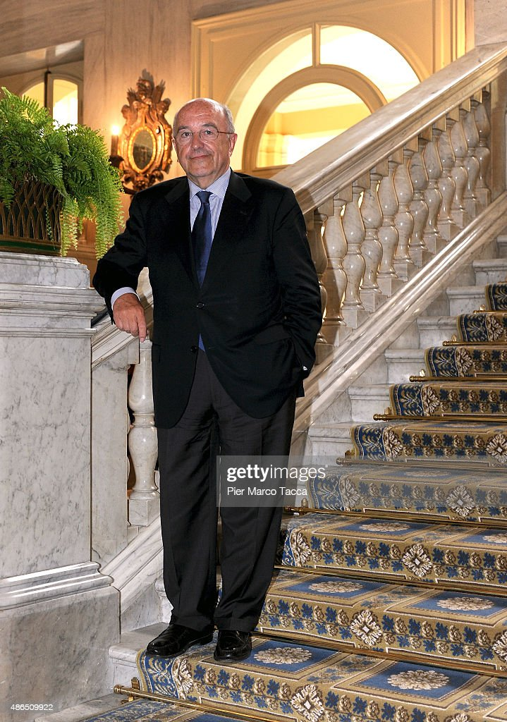 EU Commissioner for Competition <a gi-track='captionPersonalityLinkClicked' href=/galleries/search?phrase=Joaquin+Almunia&family=editorial&specificpeople=5521769 ng-click='$event.stopPropagation()'>Joaquin Almunia</a> attends the Ambrosetti international economic forum at villa d'Este hotel on September 4, 2015 in Cernobbio near Como, Italy. 'Intelligenge on the world, Europe, and Italy' is the title of the workshop of the 41th edition of the Ambrosetti International Economy Forum. The intent of the workshop is to offer Italian and International decision-makers the opportunity for serious, high-level examination with the support of studies and statistics of geopolitical, economic, technological and social scenarios and their implication for business.