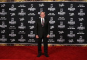 Commissioner Gary Bettman arrives on the red carpet prior to the 2014 NHL Awards at Encore Las Vegas on June 24 2014 in Las Vegas Nevada