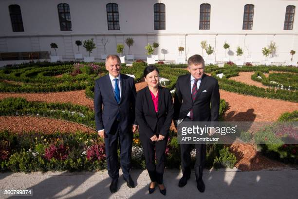 EU Commissioner in charge of Health and Food safety Vytenis Andriukaitis EU Commissioner for Justice Consumers and Gender Equality Vera Jourova and...