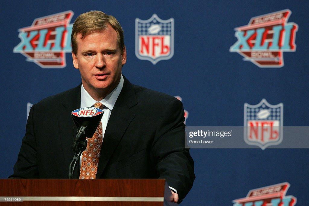 Super Bowl Champions Press Conference