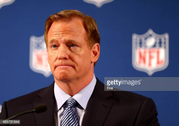 Roger Goodell Not Ready to Talk About Kareem Hunt | iNewHub