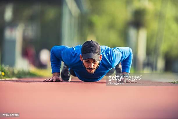 Um training,