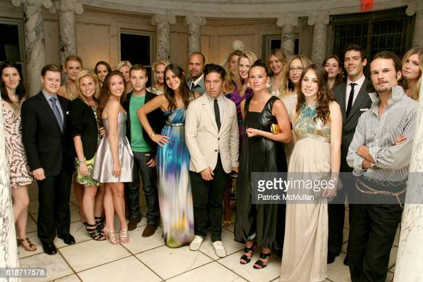 Committee attends The YOUNG PATRONS CIRCLE of AMERICAN FRIENDS Hosts SOIREE AU LOUVRE at Payne Whitney Mansion on June 3 2010