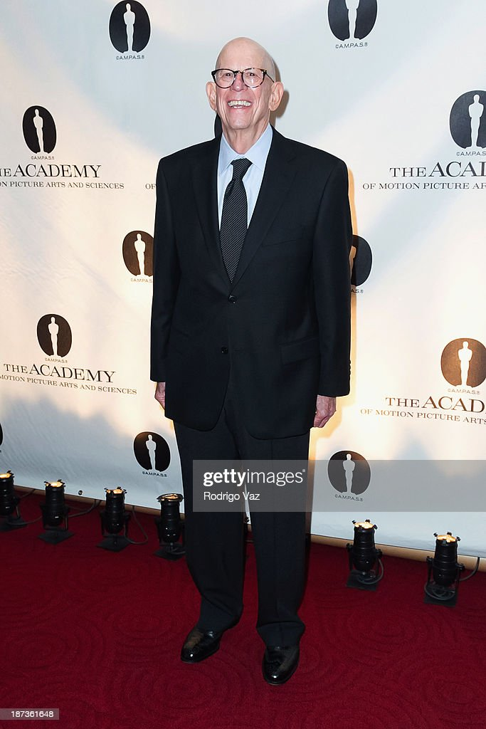 Committee Member Robert Shapiro attends the 2013 Academy Nicholl Fellowships In Screenwriting Awards hosted by AMPAS at AMPAS Samuel Goldwyn Theater on November 7, 2013 in Beverly Hills, California.