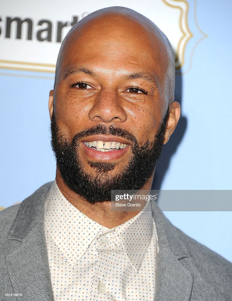Common arrives at the 6th Annual ESSENCE Black Women In Hollywood Luncheon at Beverly Hills Hotel on February 21, 2013 in Beverly Hills, California.