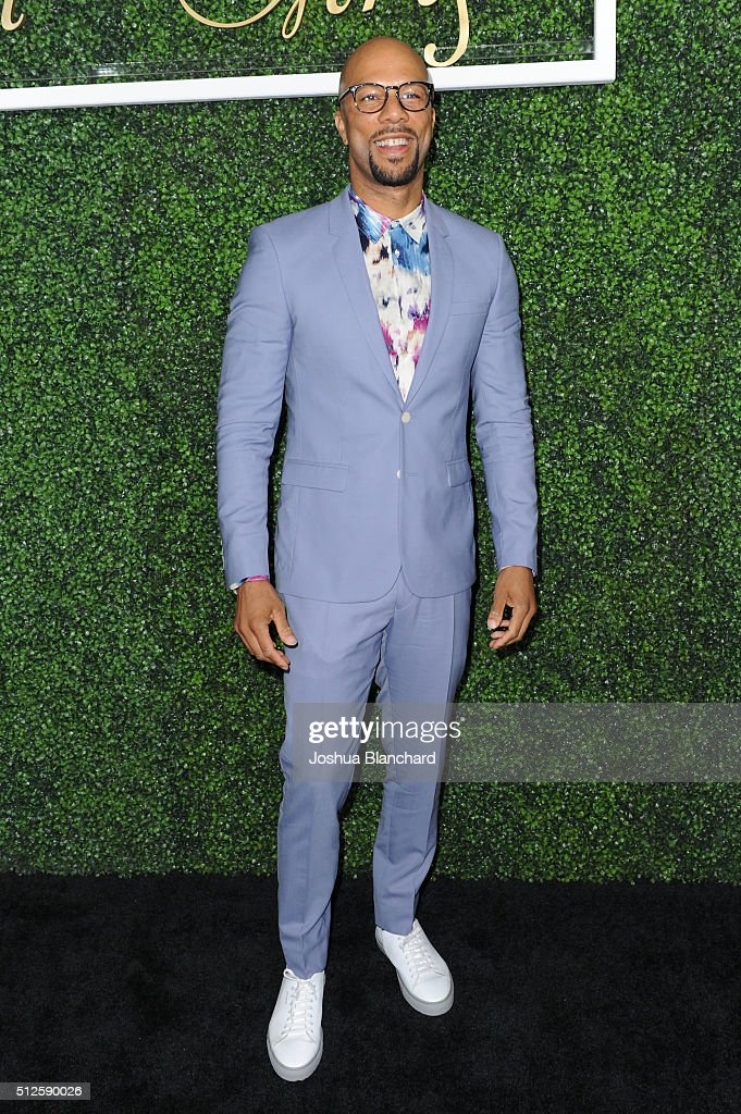 Common's Toast To the Arts Sponsored By Remy Martin