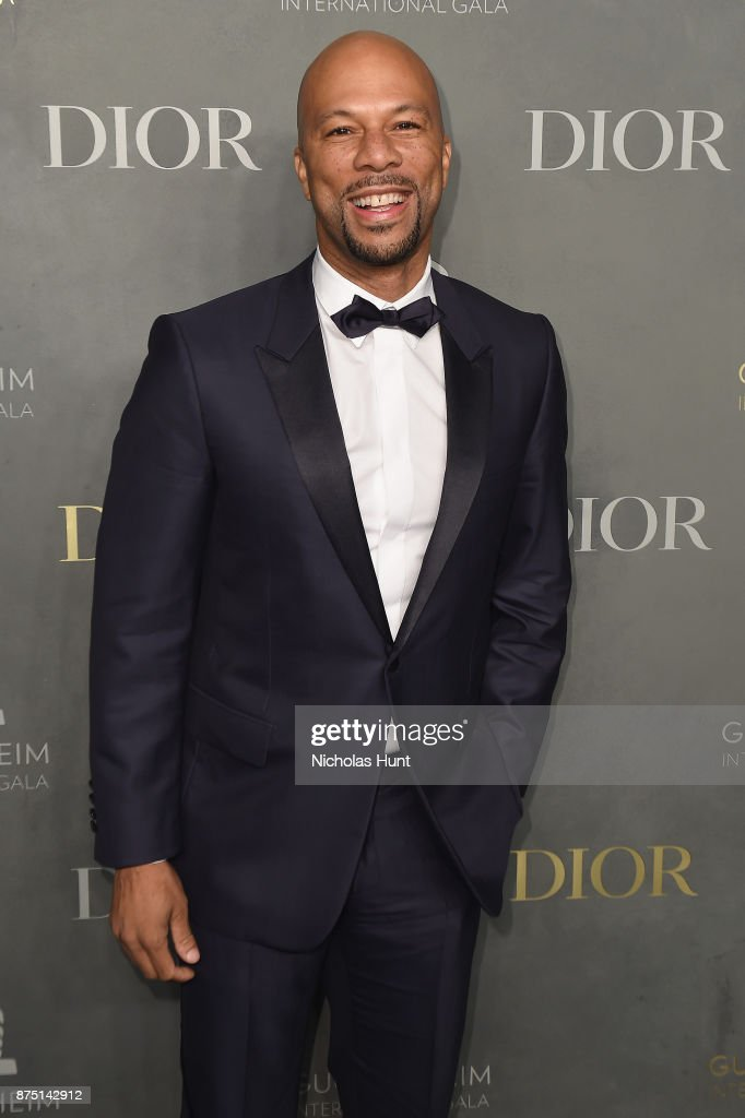 Common attends the 2017 Guggenheim International Gala made possible by Dior on November 16, 2017 in New York City.