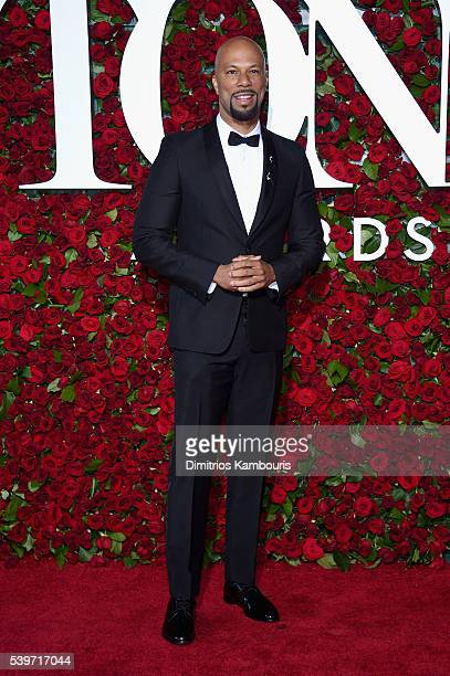 Common attends the 70th Annual Tony Awards at The Beacon Theatre on June 12 2016 in New York City