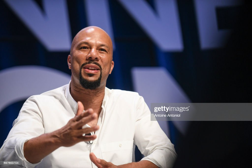 Common attends the Cannes Lions Festival 2017 on June 19, 2017 in Cannes, France.