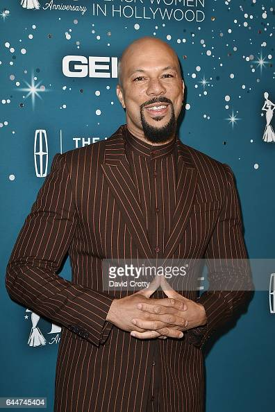 Common attends the Essence 10th Annual Black Women In Hollywood Awards Gala at the Beverly Wilshire Four Seasons Hotel on February 23 2017 in Beverly...