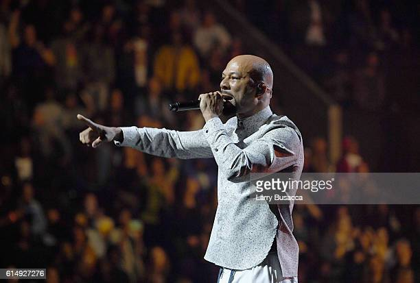 Common performs onstage during TIDAL X 1015 on October 15 2016 in New York City