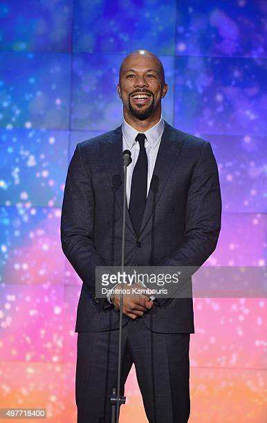 Common speaks on stage at CNN Heroes 2015 Show at American Museum of Natural History on November 17 2015 in New York City 25619_023