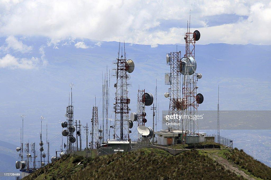 Communication Antennas