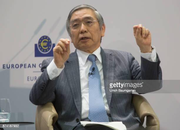 Communication conference challenges for policy effectiveness accountability and reputation in the main building of the European Central Bank Haruhiko...