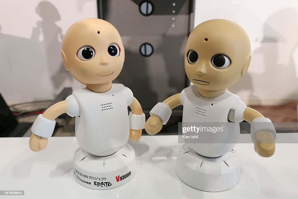 World's First Press Conference With Only Humanoids And Robots In Tokyo