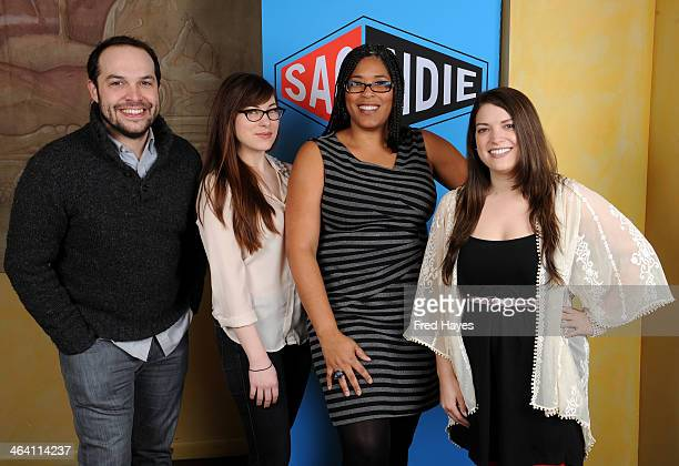 Communications Manager at SAGIndie Will Prescott SAGIndie Manager of Development and Sponsorship Eliza Hajek SAGIndie National Director Darrien...