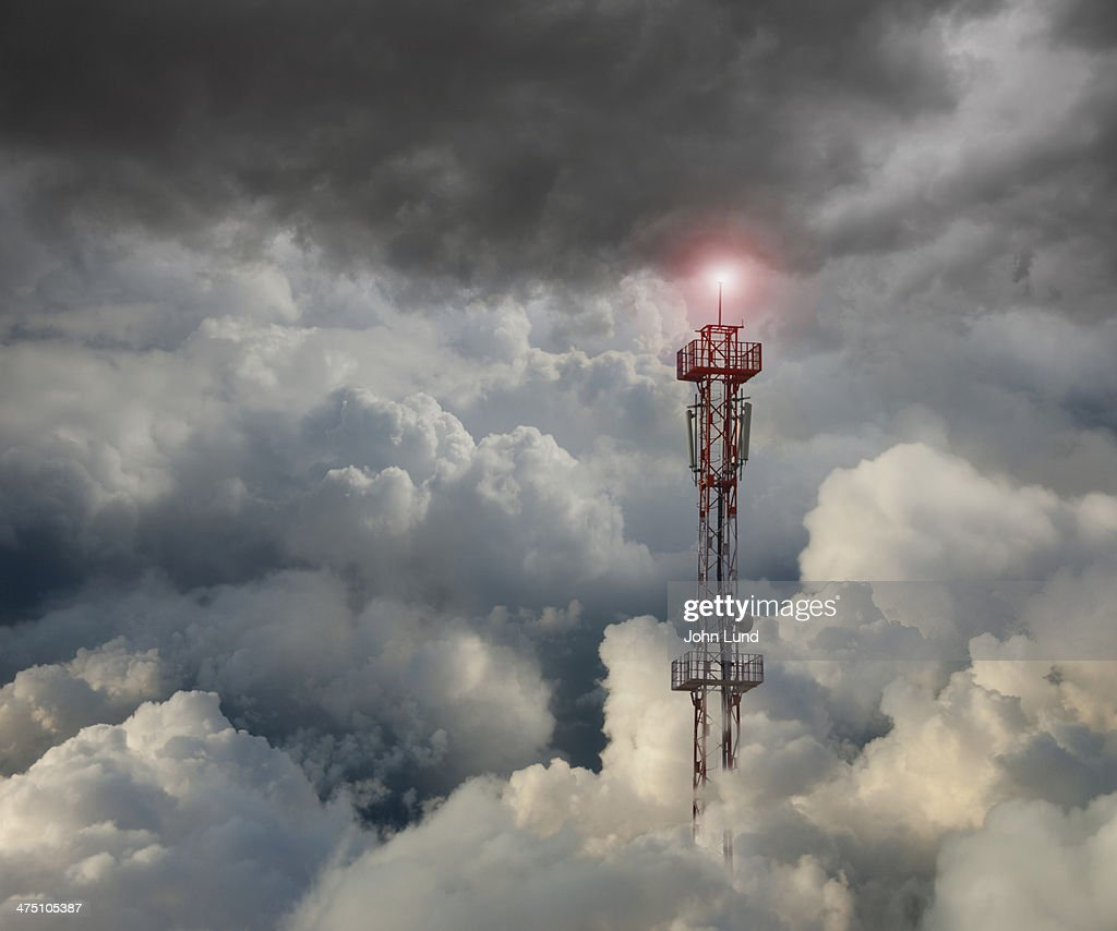 Communications tower in the cloud