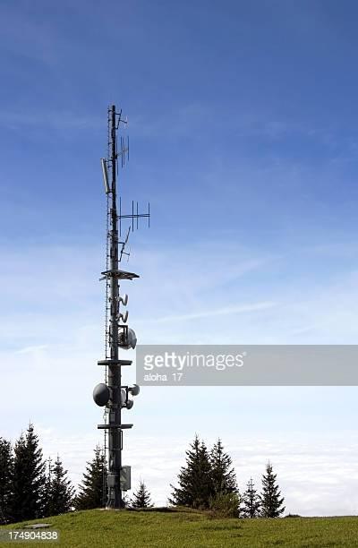 Tour de télécommunication