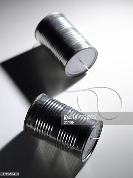 Kommunikation – Tin können 2