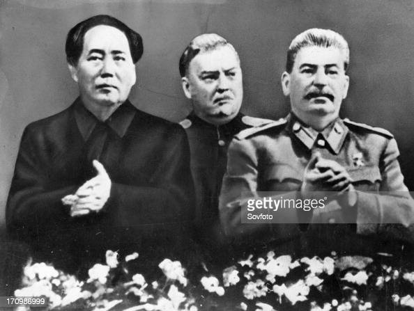 a comparison of leaders joseph stalin and mao zedong A portrait of former chinese leader mao zedong on a yuan banknote is  has been compared by critics to a campaign by the first emperor of qin  he went on to warn that fully repudiating joseph stalin was one of the key.