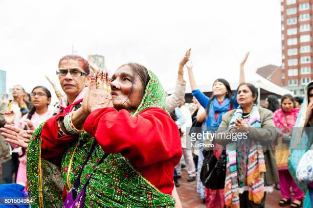 Community Indu take part at Ratha Yatra Festival in Rotterdam Netherland on June 25th 2017 The Festival of the Chariots also known as Ratha Yatra is...
