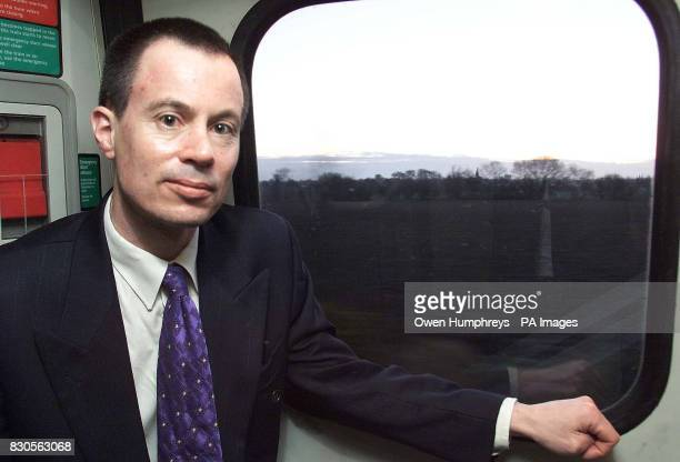 Commuter Bernard Devaney a regular passenger on the 445am train but who wasn't travelling on the service on the day of the Selby train accident on...