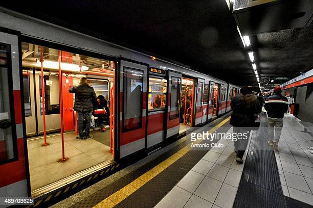 Milan Subway Stock Photos and Pictures | Getty Images