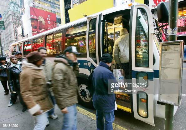 December Nd Nyc Bus Tour