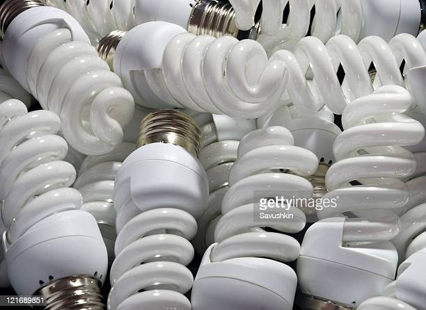 Des ampoules fluorescentes compactes