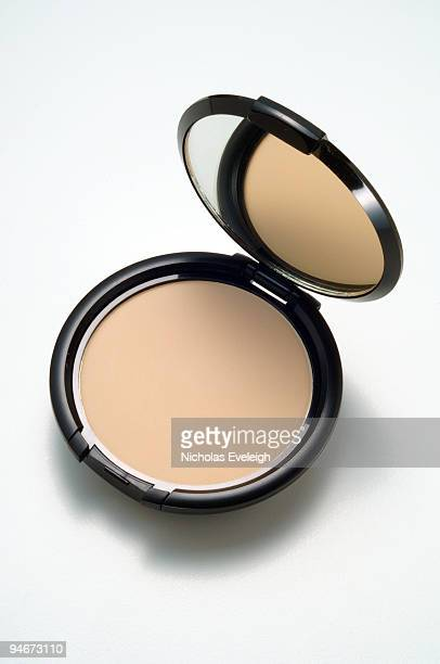 Compact makeup and mirror