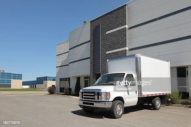Servizio azienda camion