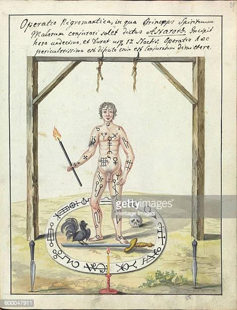 Compendium rarissimum totius Artis Magicae 1775 Private Collection Artist Anonymous