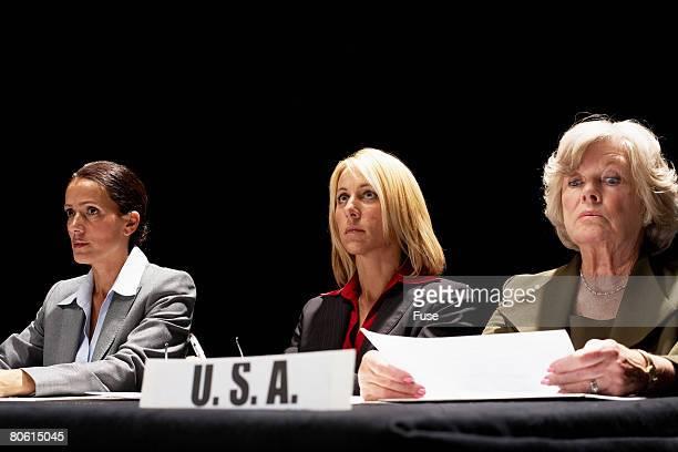 U.S.A. Competition Judges