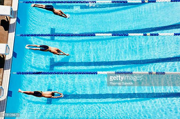 Vision stock photos and pictures getty images How big is a competition swimming pool