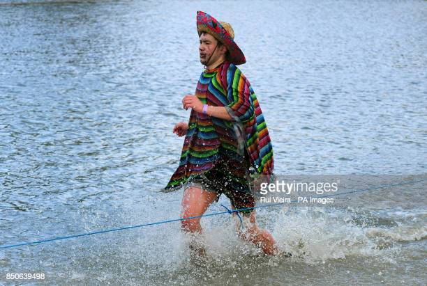 Competitors taking part in the Race Race Dirty weekend at Burghley House Stamford