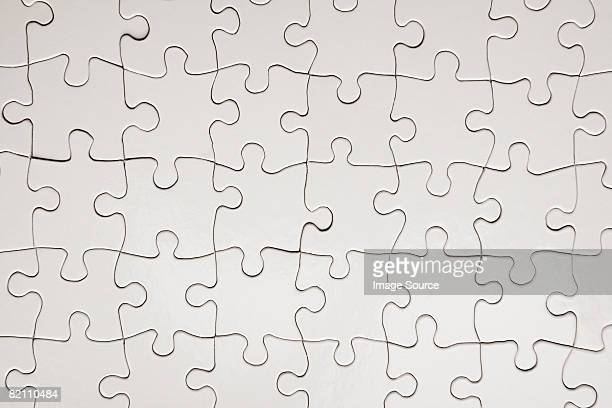 Complete jigsaw puzzle