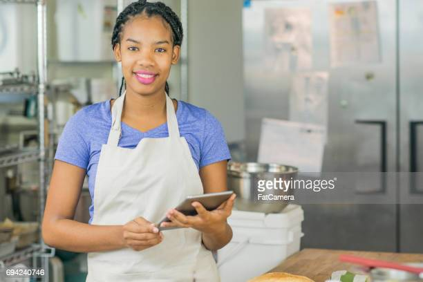Completing a Bakery Transaction
