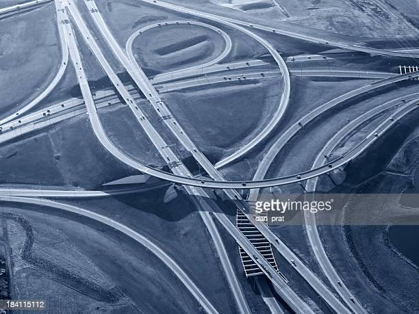 複合 Highway Interchange 、トーンイメージ