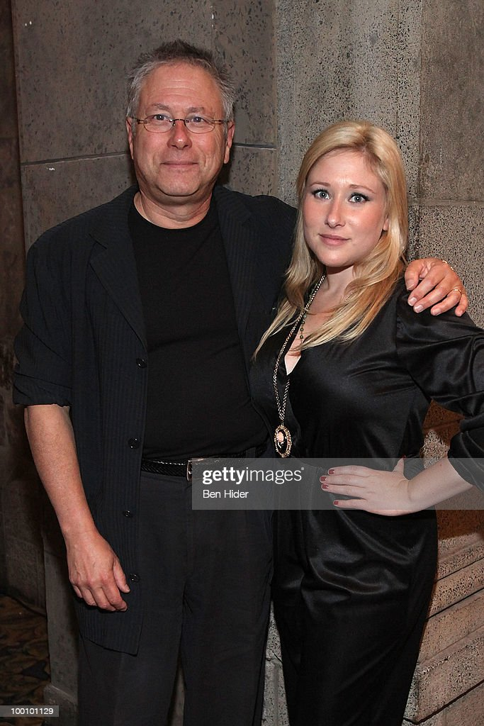 Composer Alan Menken and daughter Anna Rose attend the Green Chimneys Annual Spring Gala at Tappan Hill Mansion on May 20, 2010 in Tarrytown, New York.