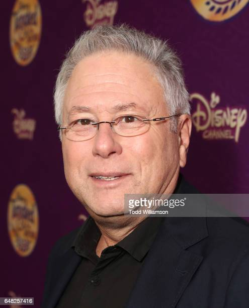 Composer Alan Menken attends a screening Of Disney's 'Tangled Before Ever After' at The Paley Center for Media on March 4 2017 in Beverly Hills...