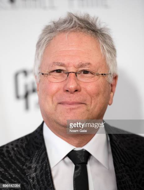 Composer Alan Menken attends the 48th Annual Songwriters Hall Of Fame Induction and Awards Gala at New York Marriott Marquis Hotel on June 15 2017 in...